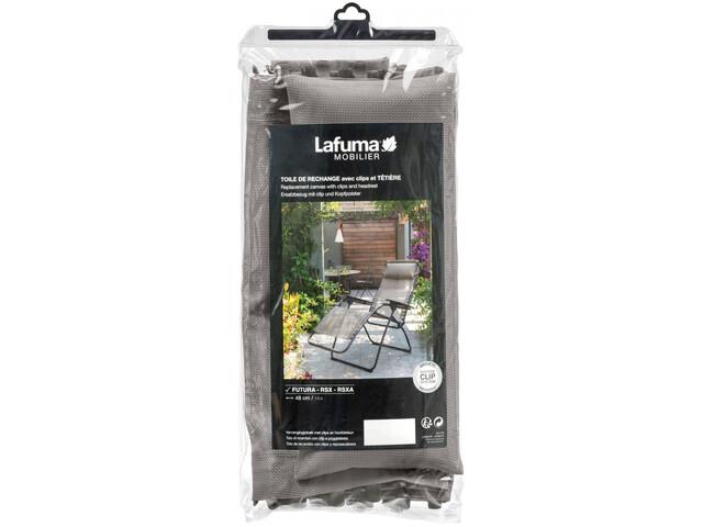 Lafuma Mobilier Set funda de repuesto para Futura Batyline, terre